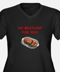 meatloaf Plus Size T-Shirt
