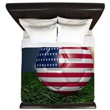 USA-Fussball_0001 King Duvet
