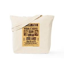 Jesse Dead or Alive Tote Bag