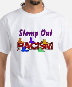 Stomp Out Racism Shirt