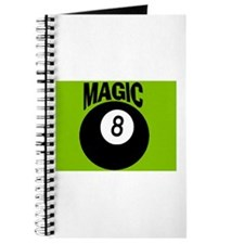 MAGIC 8-BALL Journal