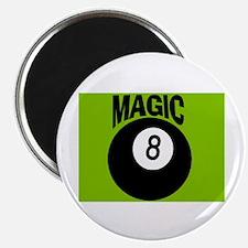 "MAGIC 8-BALL 2.25"" Magnet (10 pack)"