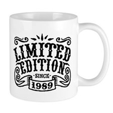 Limited Edition Since 1989 Mug
