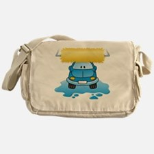 Cool Clean funny Messenger Bag
