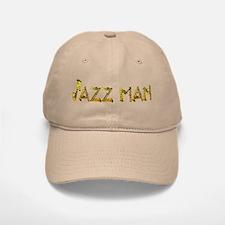 Jazz man sax saxophone Baseball Baseball Cap