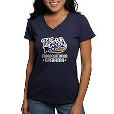 Transportation officer Shirt