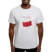 Keep The Beat T-Shirt
