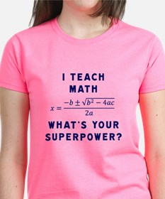 I Teach Math / What's Your Su Tee