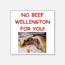 BEEF WELLINGTON Sticker