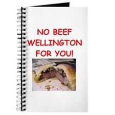 BEEF WELLINGTON Journal