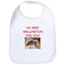 BEEF WELLINGTON Bib