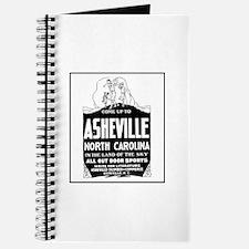 Asheville NC - Vintage Ad Journal