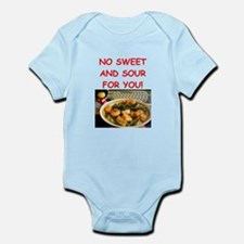 sweet and sour Body Suit