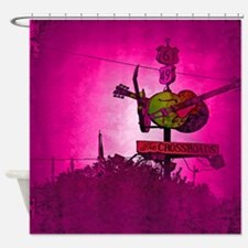 The Crossroads Ms Delta Shower Curtain