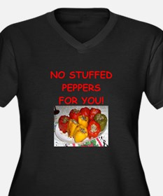 stuffed peppers Plus Size T-Shirt