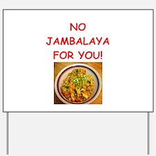 jamnalaya Yard Sign