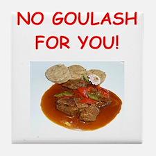 goulash Tile Coaster
