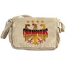 Germany Soccer Messenger Bag