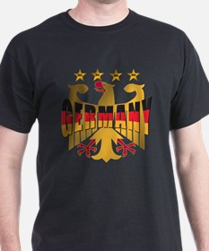 Germany four Star Champions T-Shirt