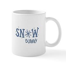Snow Bunny Mugs