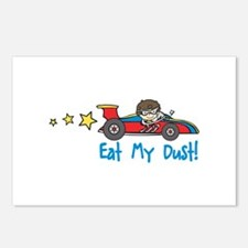 Eat My Dust Postcards (Package of 8)