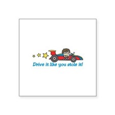 Drive It! Sticker
