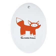 The Little Prince Ornament (Oval)