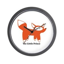 The Little Prince Wall Clock