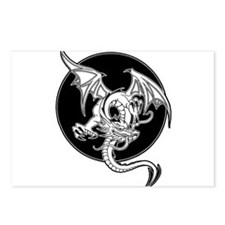 Dark Dragon Postcards (Package of 8)