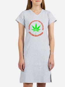 Cute Hemp Women's Nightshirt