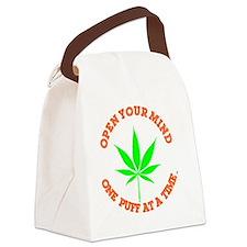 Oregon norml medical marijuana caduceus Canvas Lunch Bag