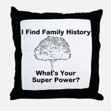 I Find Family History, Whats Your Super Power? Thr