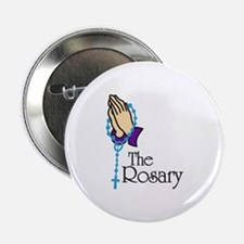 "The Rosary 2.25"" Button"