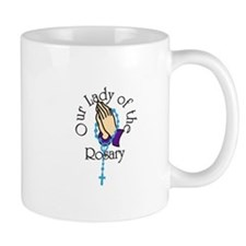Our Lady Mugs