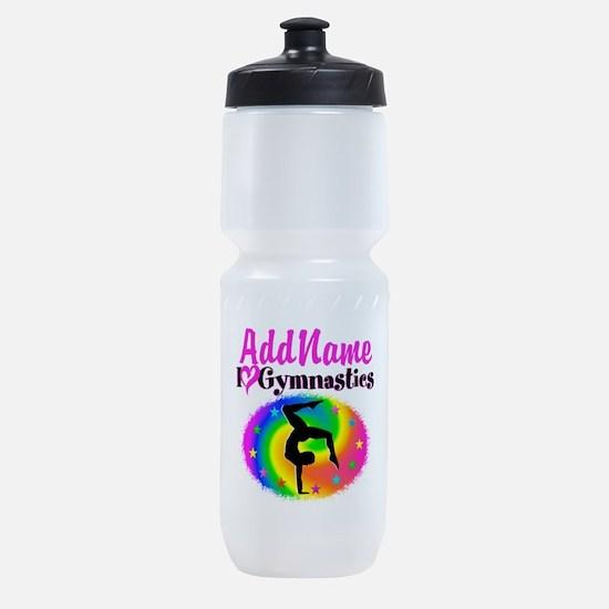 GYMNAST STAR Sports Bottle