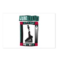 Juneteenth Postcards (Package of 8)