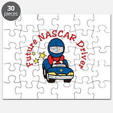 Future NASCAR Driver Puzzle
