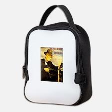 John Browning Neoprene Lunch Bag