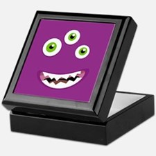Purple People Eater Keepsake Box
