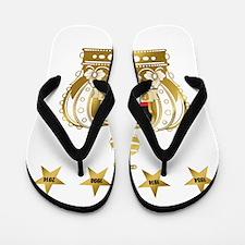 Germany four Star Champions Flip Flops