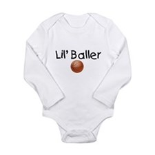 Lil Baller Body Suit