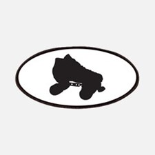 Skate Silhouette Patches
