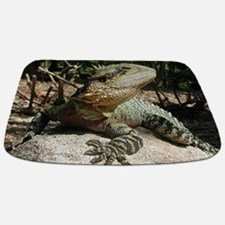 Water Dragon Bathmat