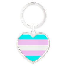 Transgender Flag Keychains