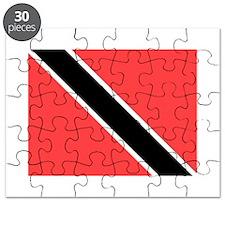 Trinidad-Tobago Flag Puzzle