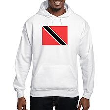 Trinidad-Tobago Flag Hoodie