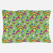 Groovy Skies Pillow Case
