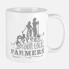 Support Your Local Farmers Mugs