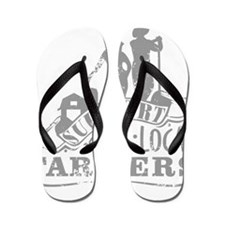 Support Your Local Farmers Flip Flops