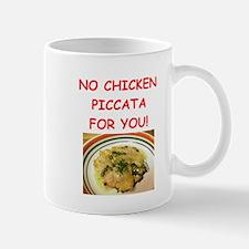 chicken piccata Mugs